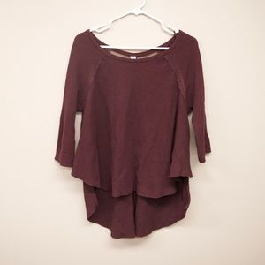 3 quarter length blouse